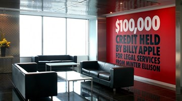 Contemporary art exhibition, Billy Apple, Billy Apple®: $23,610 at Starkwhite, Auckland, New Zealand