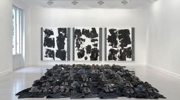 Galerie Lelong & Co. Paris contemporary art gallery in 13 Rue de Téhéran, Paris, France