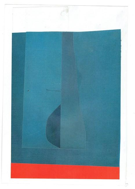 Lake Hayes 3 by Ed Bats contemporary artwork
