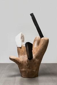 Guardian Angel II by Hu Qingyan contemporary artwork sculpture