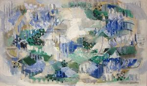 Composition by Suzy Frelinghuysen contemporary artwork