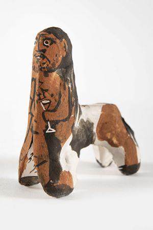 Centaure au verre by Pablo Picasso contemporary artwork