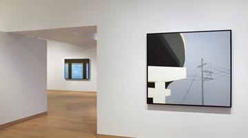 Contemporary art exhibition, Allan D'Arcangelo, Pi in the Sky at Waddington Custot, London