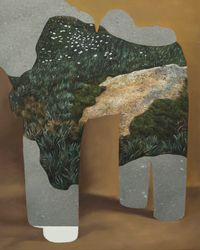 Nonsense Artefact by Alice Wormald contemporary artwork painting