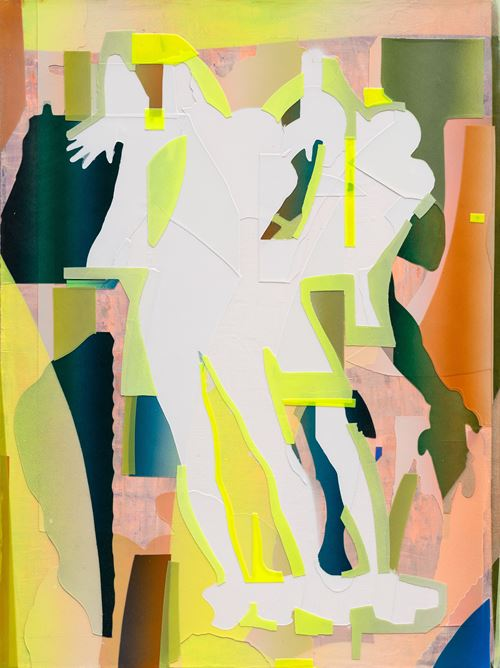 LUCY-D-021 by Ye Linghan contemporary artwork