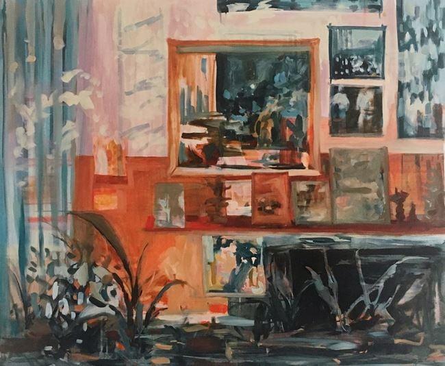 Enough Rust by Elizabeth Schwaiger contemporary artwork