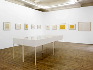 Working Papers: Donald Judd Drawings by Donald Judd contemporary artwork