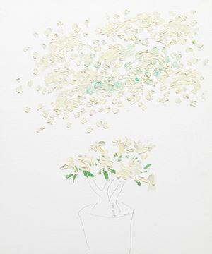 Desert Rose by Yeh Shih-Chiang contemporary artwork