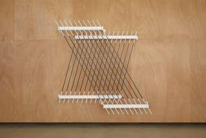 Les Rayons n°3 (Paris) by Xavier Veilhan contemporary artwork