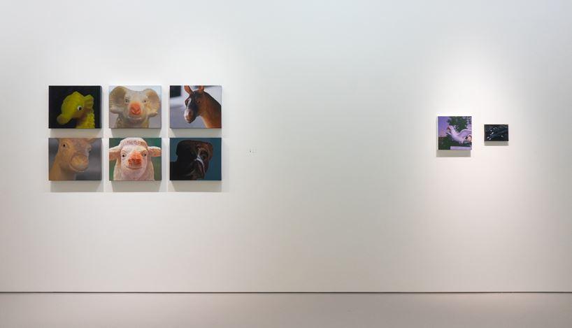 Exhibition view:Lin Yen Wei, Eslite Gallery, Taipei (14 November–13 December 2020). Courtesy Eslite Gallery.
