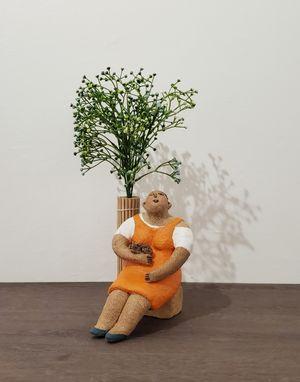 A Dress For All Seasons: Spring by Rosanna Li Wei-Han contemporary artwork sculpture
