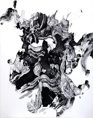 Archipelago 3 by Patricia Perez Eustaquio contemporary artwork