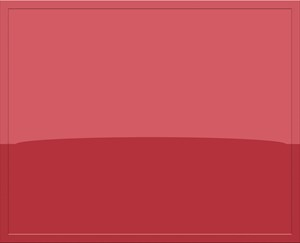 60-40 Landscape (red) by Shaun Waugh contemporary artwork