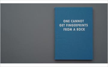 Barry Reigate: One Cannot Get Fingerprints from a Rock