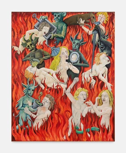 Divine / Compassion by Tom Poelmans contemporary artwork