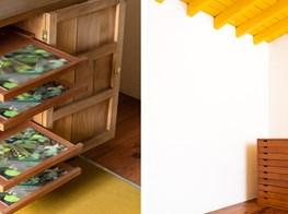 Secret spaces: Iñaki Bonillas' exhibition in the hidden nooks of Casa Luis Barragán