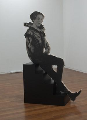 Untitled (Orlando) by David Noonan contemporary artwork sculpture