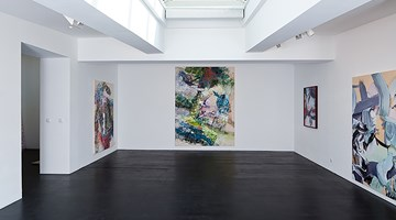 Contemporary art exhibition, Group Exhibition, Group Show 2014 at Choi&Lager Gallery, Cologne