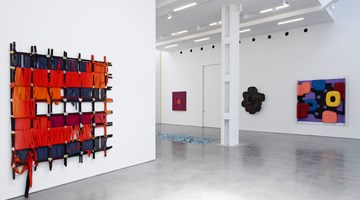 Contemporary art exhibition, Group Exhibition, Painters Reply: Experimental Painting in the 1970s and now at Lisson Gallery, West 24th Street, New York