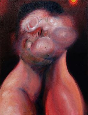 Gaze by Alvin Ong contemporary artwork
