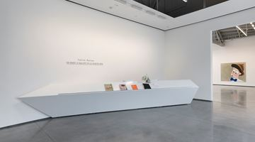 Contemporary art exhibition, Calvin Marcus, GO HANG A SALAMI IM A LASAGNA HOG at David Kordansky Gallery, Los Angeles