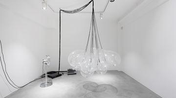 Contemporary art exhibition, Jonas Pequeno, /ˈfəʊli/ Foley at Huxley-Parlour, London