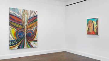 Contemporary art exhibition, Group Exhibition, FOUR ROOMS at Blum & Poe, New York
