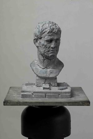 Re-sculpting—Agrippa 再塑—阿格里巴 by Song Hongquan contemporary artwork
