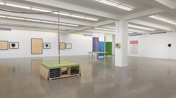 Contemporary art exhibition, Stephen Prina, galesburg, illinois+ at Sprüth Magers, Los Angeles