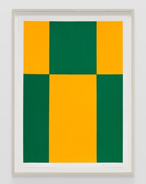 Untitled by Carmen Herrera contemporary artwork