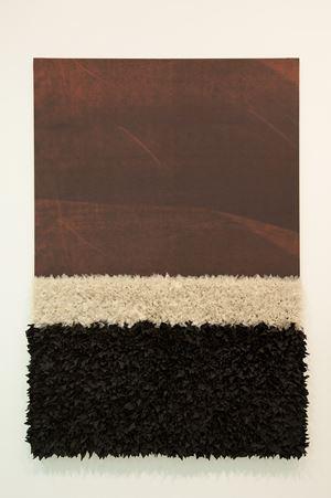 Les Horizons Complexes (de l'Amour et d'une romance)  III by Joël Andrianomearisoa contemporary artwork