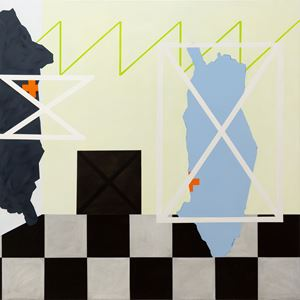 Paris by Pollyxenia Joannou contemporary artwork