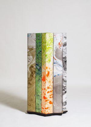 Housing 8 by Richard Deacon contemporary artwork sculpture, print