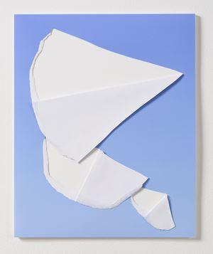 Cutting through #31 by Mira Gojak contemporary artwork