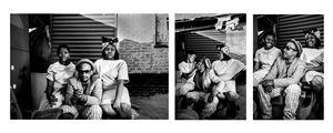 Pele Magareng Morago (Before During After) 8 by Manyatsa Monyamane contemporary artwork