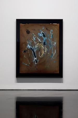Parenthesis by Justine Varga contemporary artwork
