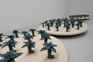 The Frontiers by Elia Nurvista contemporary artwork
