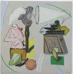 Not titled yet by Park Kyung Ryul contemporary artwork