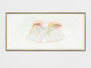 Opus 119/ Nr. 1 by Jorinde Voigt contemporary artwork