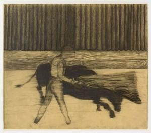 El Matador by Sandra Vásquez de la Horra contemporary artwork