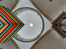 Reconciling Secular Art in Sacred Spaces