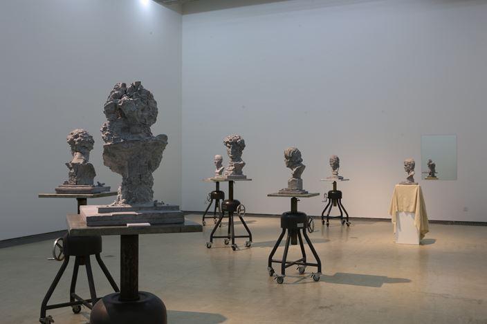 Exhibition view: Song Hongquan, Underground 地下, Chambers Fine Art, Beijing (22 June–12 August 2019). Courtesy Chambers Fine Art, Beijing.
