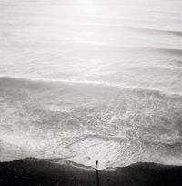 Figure and Tide by Jeffrey Conley contemporary artwork photography