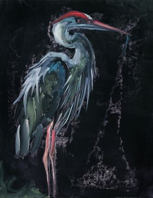 Crane II by Avish Khebrehzadeh contemporary artwork