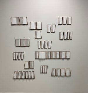 Cloud messengers from the quarters of silence by Astha Butail contemporary artwork