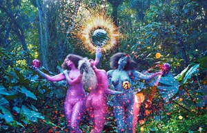 Praise Dance by David LaChapelle contemporary artwork