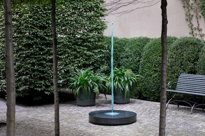 Exhibition view:Leiko Ikemura, Pleasure Garden, Kewenig, Berlin (9 September–7 November 2020). © Leiko Ikemura and VG Bild-Kunst, Bonn. Courtesy Kewenig. Photo: Lepkowski Studios, Berlin.