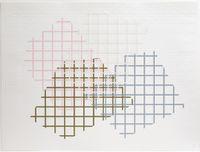 Cinema F by Richard Deacon contemporary artwork print