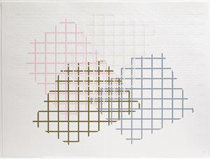 Cinema F by Richard Deacon contemporary artwork