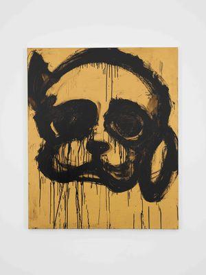 Charlie by Joyce Pensato contemporary artwork
